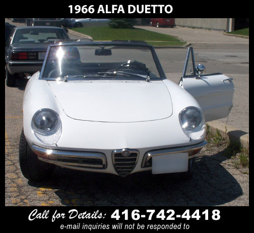 Andys Spiders For Sale Alfa Romeo Spider - 1993 alfa romeo spider for sale