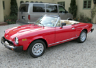 1981 Fiat Spider - For Sale
