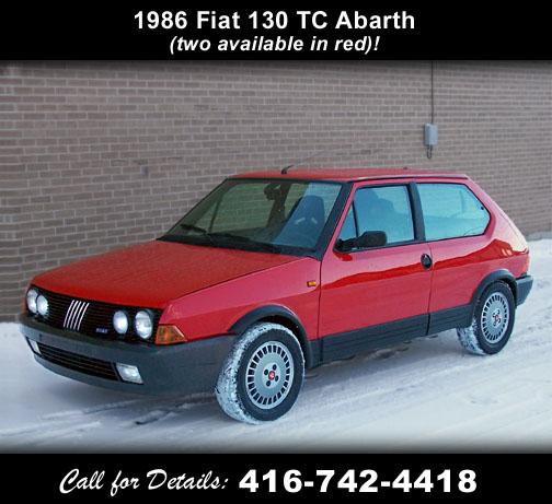 Fiat Tc Abrath
